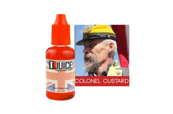 Concentré Colonel Custard by T-juice