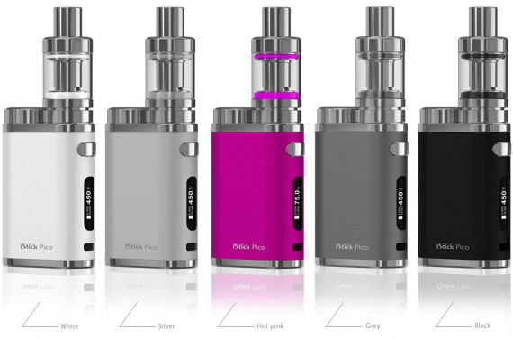 Kit cigarettes électronique  iStick Pico TC / Melo 3 Mini
