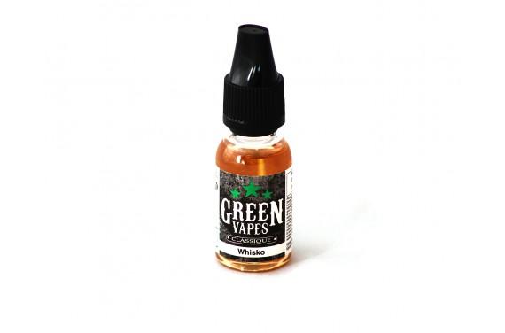 Green Vapes Whisko
