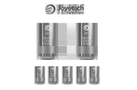 Résistances BF Cubis / AIO / eGrip 2